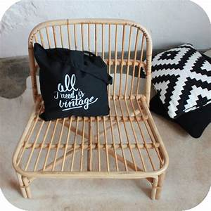 Fauteuil Ikea Rotin : e273 fauteuil rotin ikea vintage e atelier du petit parc ~ Teatrodelosmanantiales.com Idées de Décoration