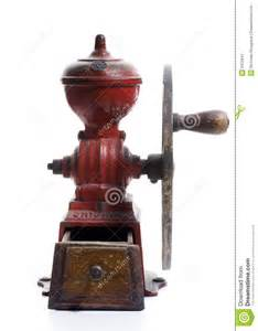 Kitchen Collection Careers Antique Coffee Grinder Stock Image Image 5972941