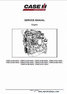 Case Engines F5dfl413 Series Tier 4a Pdf Service Manual