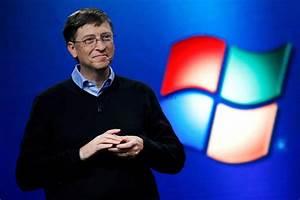 Bill Gates launches Microsoft Windows Vista operating ...