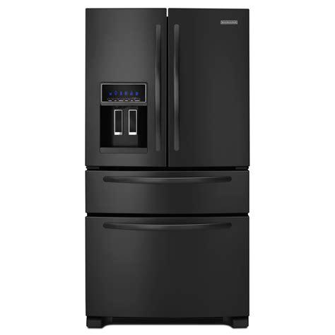 kitchenaid refrigerator drawers kitchenaid 25 0 cu ft door refrigerator w
