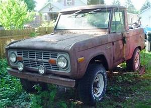 Buy Used 1969 Ford Bronco  66
