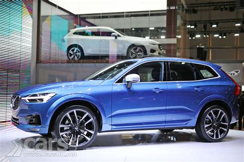 New Volvo Xc60 Looks Even More Convincing On Volvo 39 S Stand