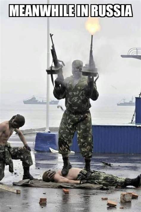 russia military humor