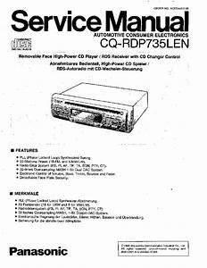 Panasonic Cq C8100u Wiring Diagram