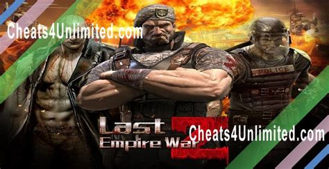 Top 4 Last Empire-War Z Hacks and Cheat Codes