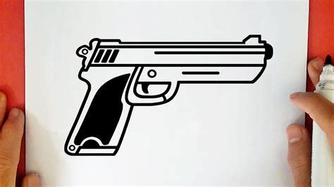 Equipa tu hogar con productos de las mejores marcas. Cómo dibujar Una Pistola 】 Paso a Paso Muy Fácil 2021 - Dibuja Fácil
