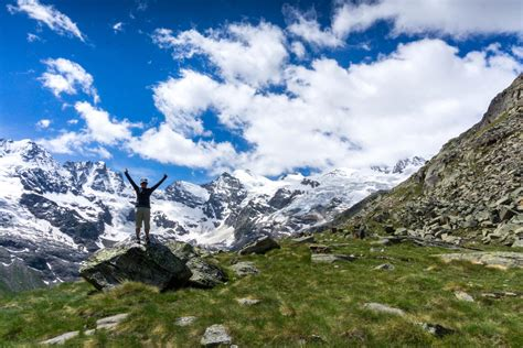 Gran Paradiso by Gran Paradiso Mont Blanc Hiking Trail 4 Days Trekking Alps
