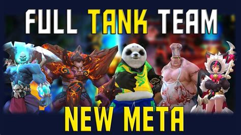 Full Tank Team (new Meta??)