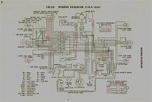 Cb175 Wiring Diagram