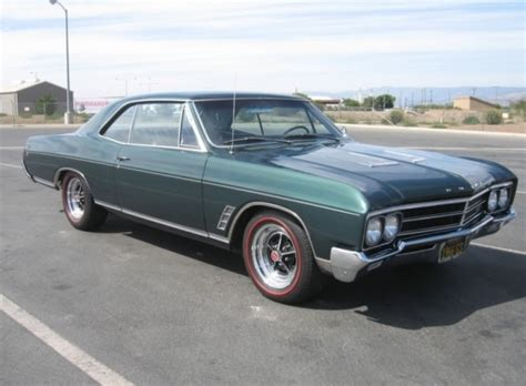 1966 Buick Skylark For Sale by Black Plate 1966 Buick Skylark Gs Bring A Trailer