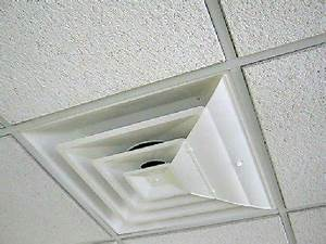 Airvisor Air Deflector For Office Ceiling Vents 24 U0026quot X 24