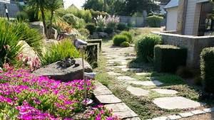 Allee De Jardin Facile : all e de jardin nos conseils pour la r aliser c t maison ~ Melissatoandfro.com Idées de Décoration