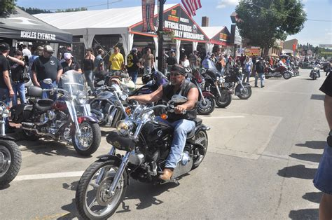 Sturgis Motorcycle Rally Information