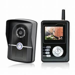 Interphone Sans Fil Legrand : magicfly interphone video sans fil ~ Edinachiropracticcenter.com Idées de Décoration