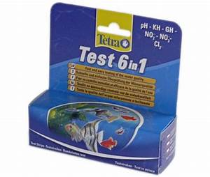 Ph Wert Messen : tetrapond wassertest 6in1 teich filter ~ Buech-reservation.com Haus und Dekorationen
