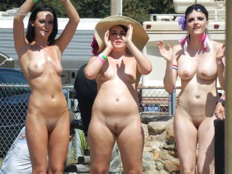 Nude A Poppin August 2012 Voyeur Web