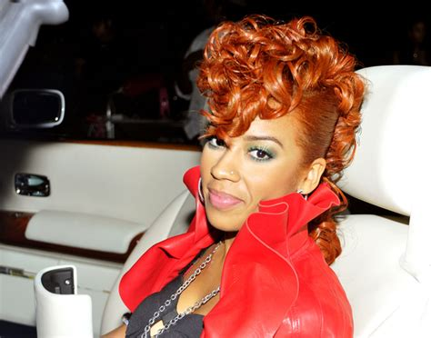 Keyshia Cole's 11 Most Colorful Hair Moments