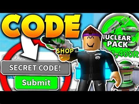 nuclear roblox destruction simulator code items