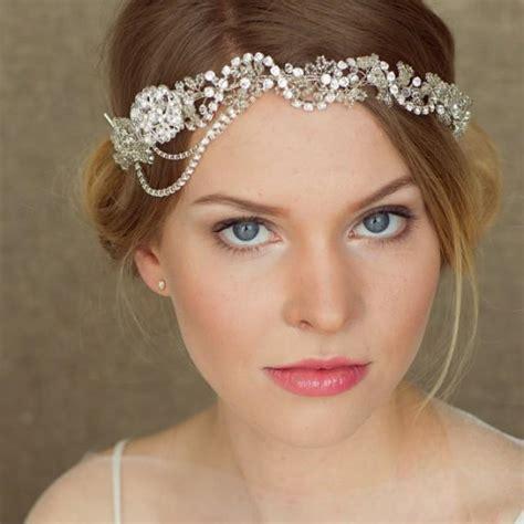 Bohemian Bridal Headpiece, Bridal Halo, Boho Hair Vine ...