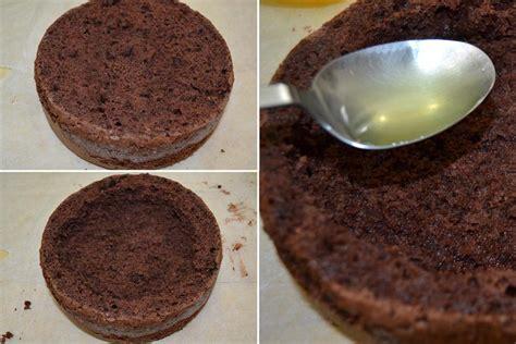Ricetta Per Bagnare Il Pan Di Spagna 187 Torta Mimosa Al Cioccolato Ricetta Torta Mimosa Al