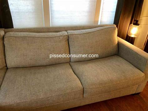 Henry Sleeper Sofa Reviews by 613 West Elm Reviews And Complaints Pissed Consumer