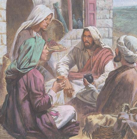 chapter  jesus brings lazarus   life