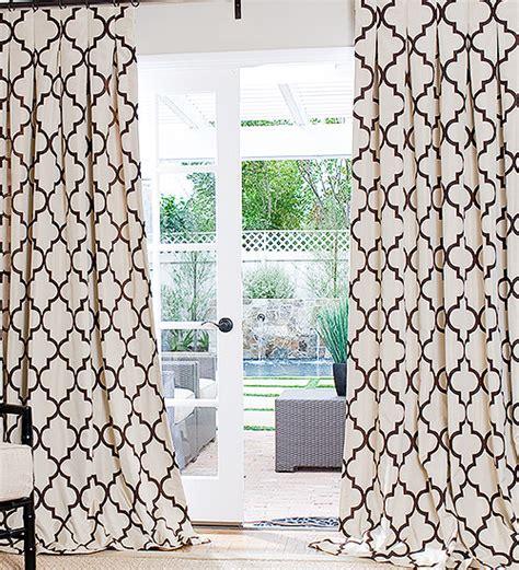 Drapes Geometric Pattern - geometric custom drapes drapestyle