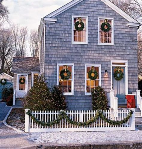 christmas wreaths for windows wreaths in every window seasonal pinterest