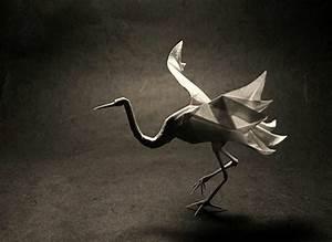 Origami Kranich Anleitung : origami tiere 63 sehr tolle modelle ~ Frokenaadalensverden.com Haus und Dekorationen