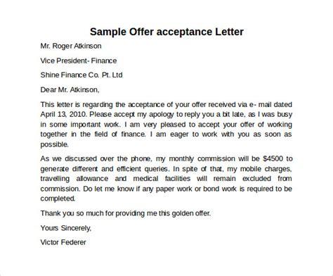 sle job offer acceptance letter pdf docoments ojazlink sle offer letter sle offer letter