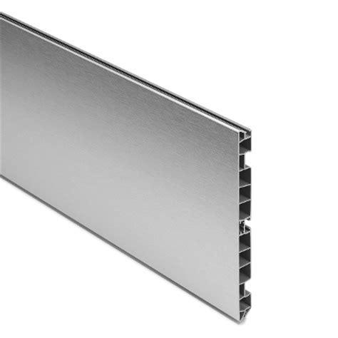 PVC Kitchen Plinth: 4600 Aluminium Coatings   SCILM