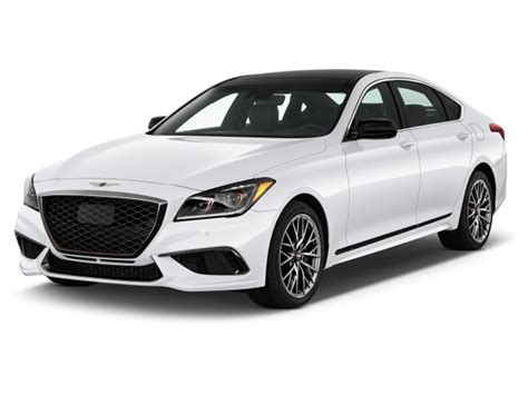2018 Genesis G80 Review, Ratings, Specs, Prices, And