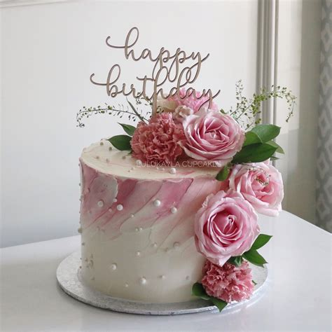 Best fortnite cakes for boys and girls how to make. Flower cake   Birthday cake with flowers, 80 birthday cake, Mom cake