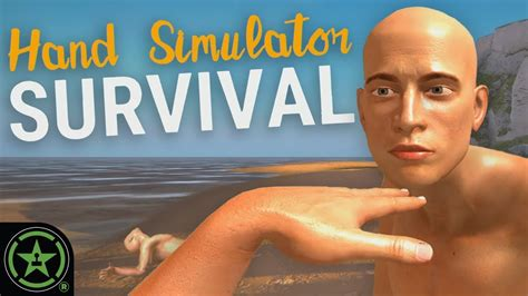 hand simulator survival pc latest version