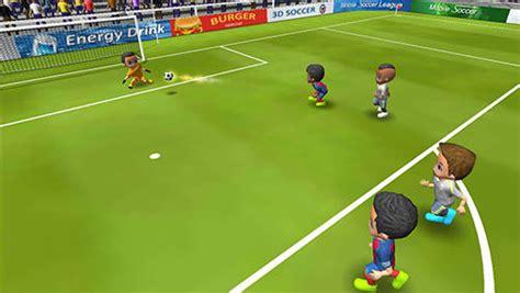 descargar del juegos de fútbol para samsung mobile9