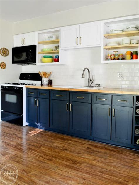 chose  reface  kitchen cabinets