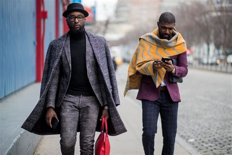 Best Men Street Style From New York Fashion Week