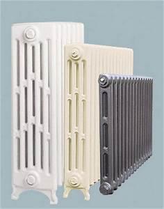 Prix Radiateur Fonte : des radiateurs en fonte classiques ~ Melissatoandfro.com Idées de Décoration