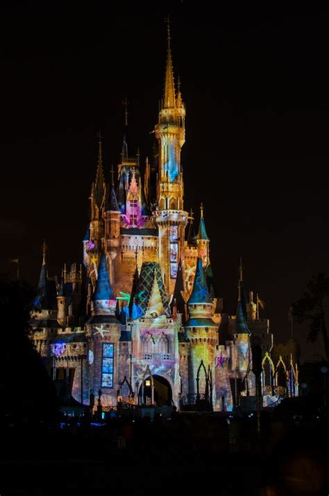 disney world light show cinderella 39 s castle at disneyworld light show for 39 a