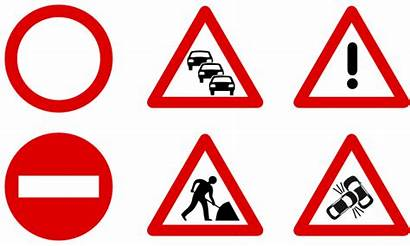 Traffic Road Sign Signs Icon Icons Vector