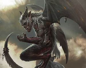 Gaming Ronin's Ramblings: Pit Fiend for Savage worlds