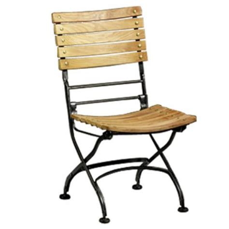 chaise pliante en bois chaise bistro pliante bois