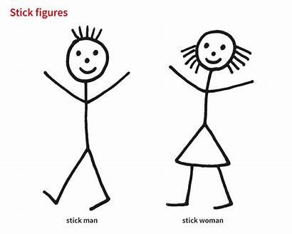 Stick Figure Person Legs Definition English Thin
