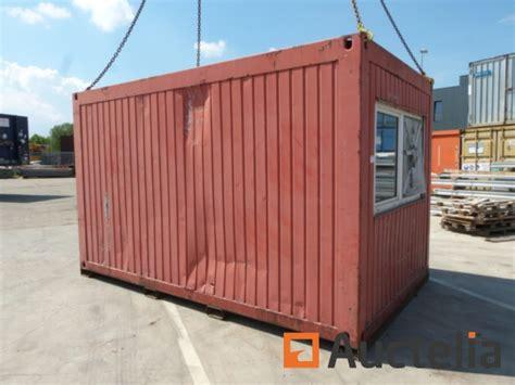 container bureau occasion suisse container maritime bureau 4 x 2 4 m