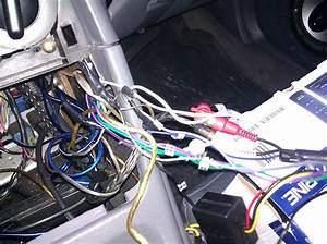 Talon Does Not Have Power Wires For Radio