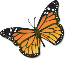 Monarch Butterflies Clip Art