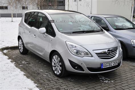 Opel Meriva by 2010 Opel Meriva Partsopen