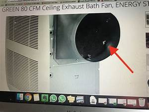 Bathroom Vent Flapper Noise From Wind