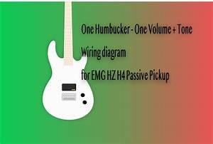One Humbucker - One Volume   Tone